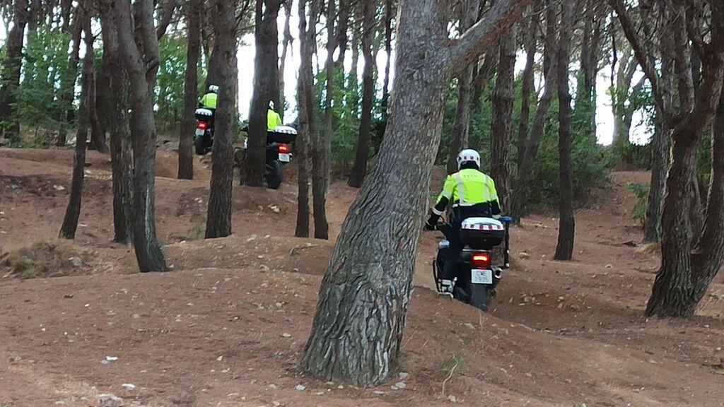 Encuentran un cadáver en Montjuïc, donde los Mossos buscan al presunto parricida de Barcelona