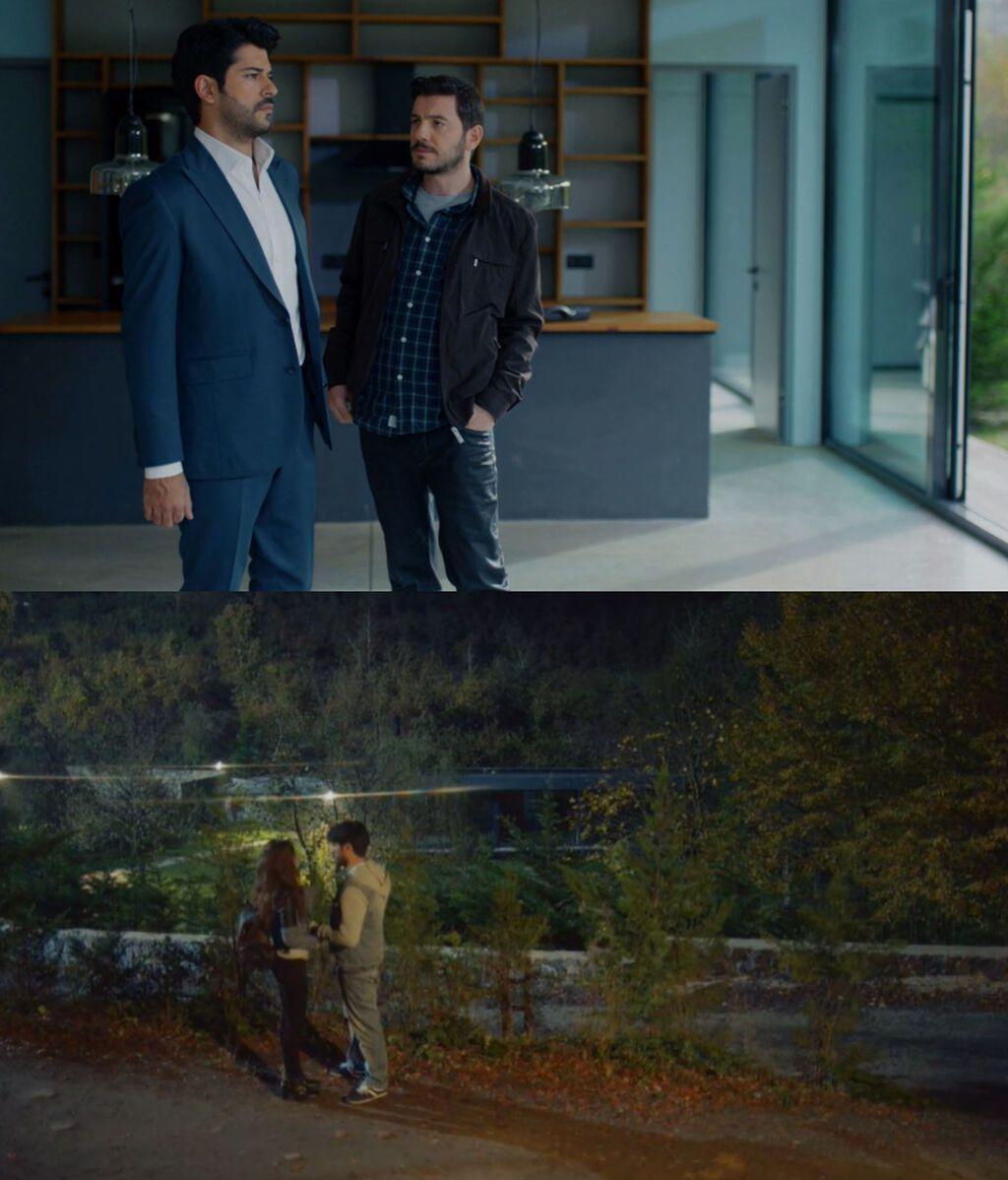 Casa de Kemal, de 'Kara sevda' y de Sanem en 'Erkenci Kus'