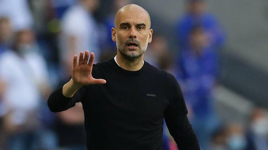 Pep Guardiola tiene contrato con el Manchester City hasta 2023.