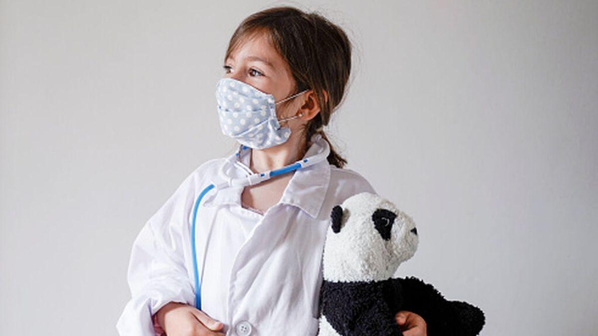 Las PCR en saliva, la solución para que los más pequeños no cojan fobia a su pediatra