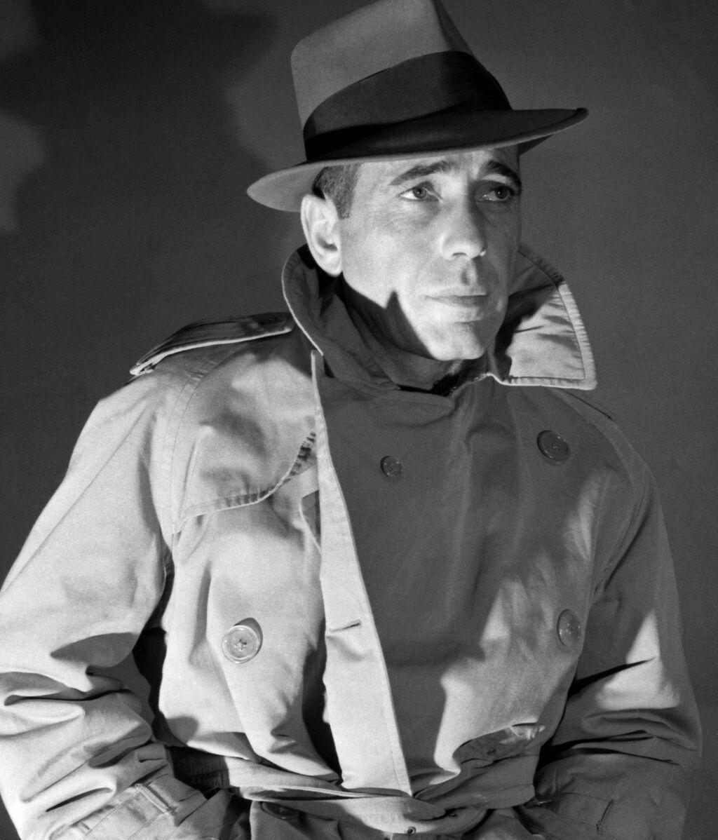 Bogart, en 'Casablanca'