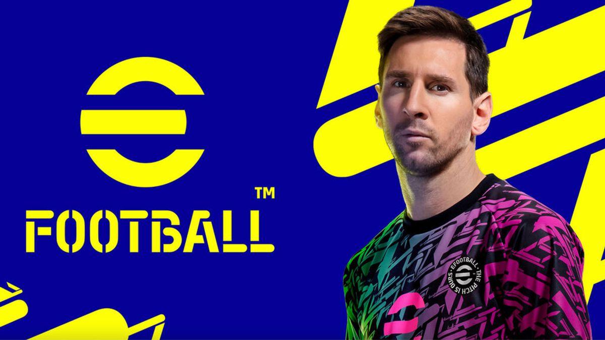 El simulador eFootball de Konami llegará en otoño como juego gratuito para consolas, PC y móvil