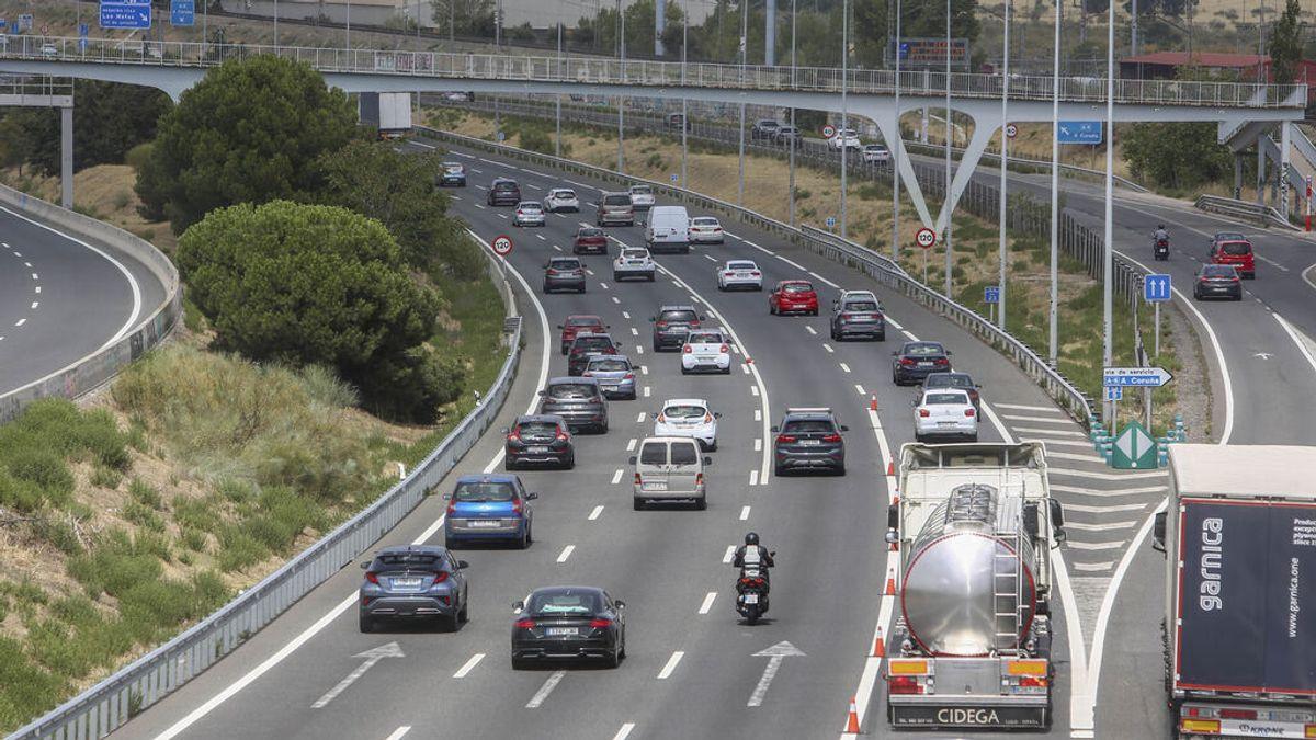 """La DGT alerta del 'efecto manada' en la carretera: """"No corras porque lo hacen los demás"""""""
