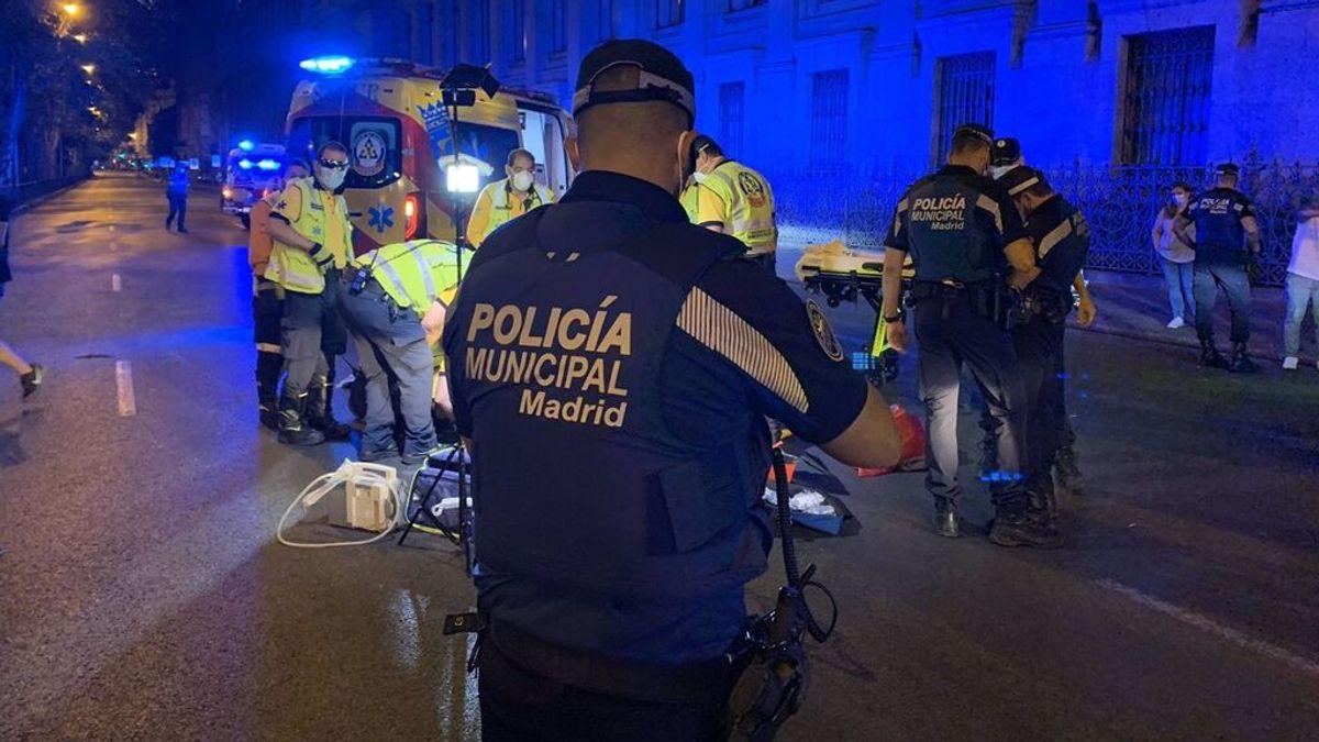 Ingresado en La Paz en estado muy grave un varón tras ser atropellado por un vehículo que se ha dado a la fuga
