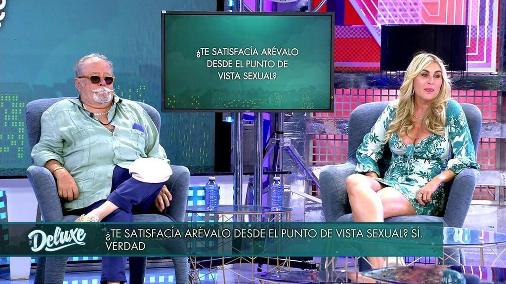 Arévalo reconoce que fue infiel a su mujer con Malena Gracia