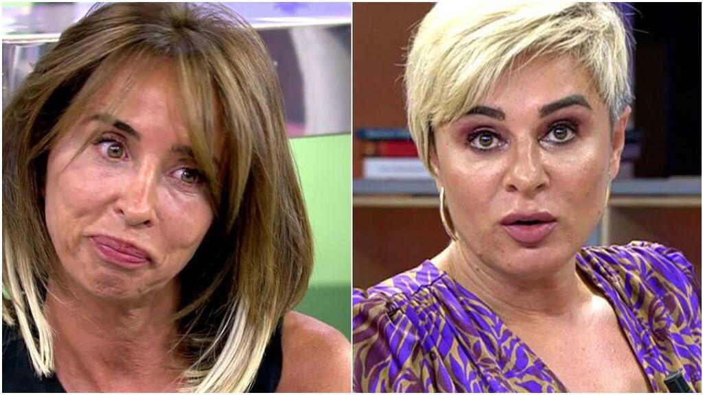 Ana María Aldón contesta a María Patiño
