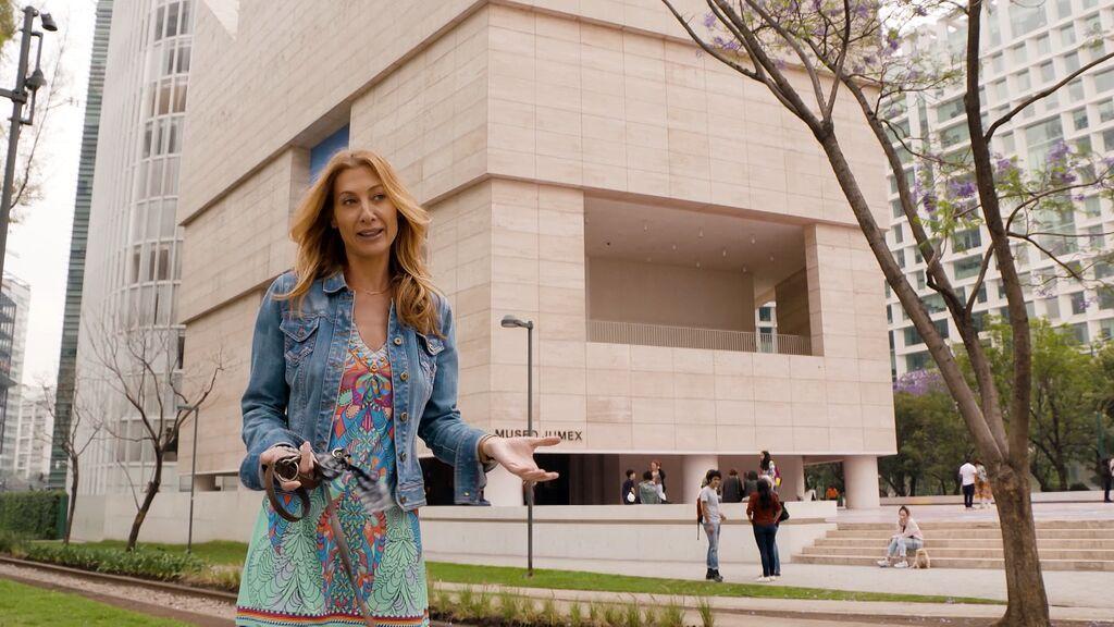Ciudad de México, el lugar donde Mónica Pont ha empezado de nuevo tras perder la custodia de su hijo