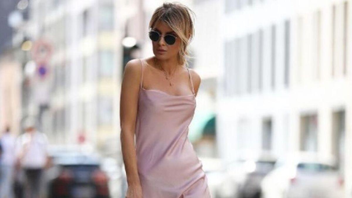 Looks de preboda con vestidos para salir impecable en las fotos