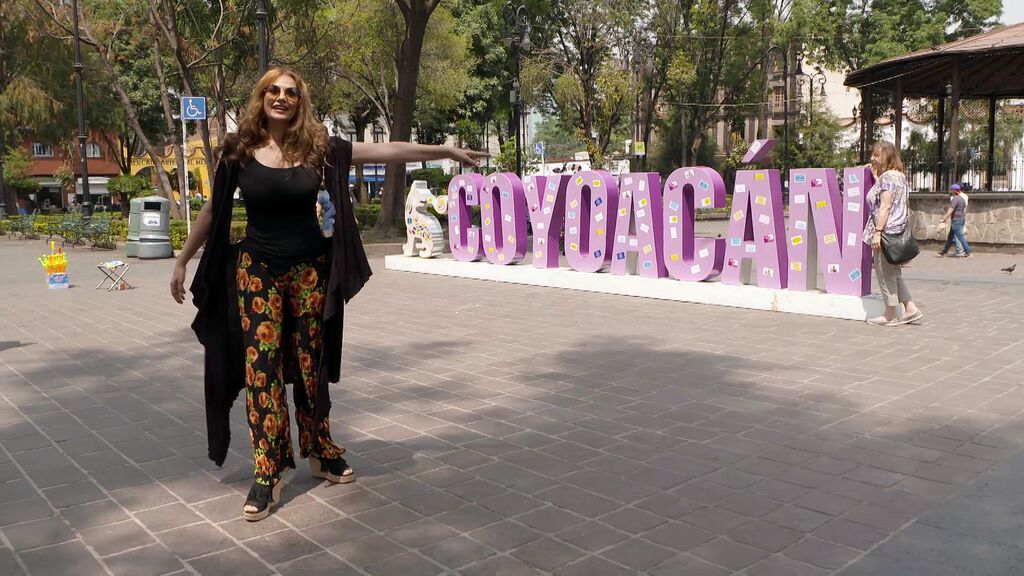 """Sylvia Pantoja cuenta cómo fue su encuentro fortuito con Kiko Rivera en México: """"Le vi por la calle"""""""