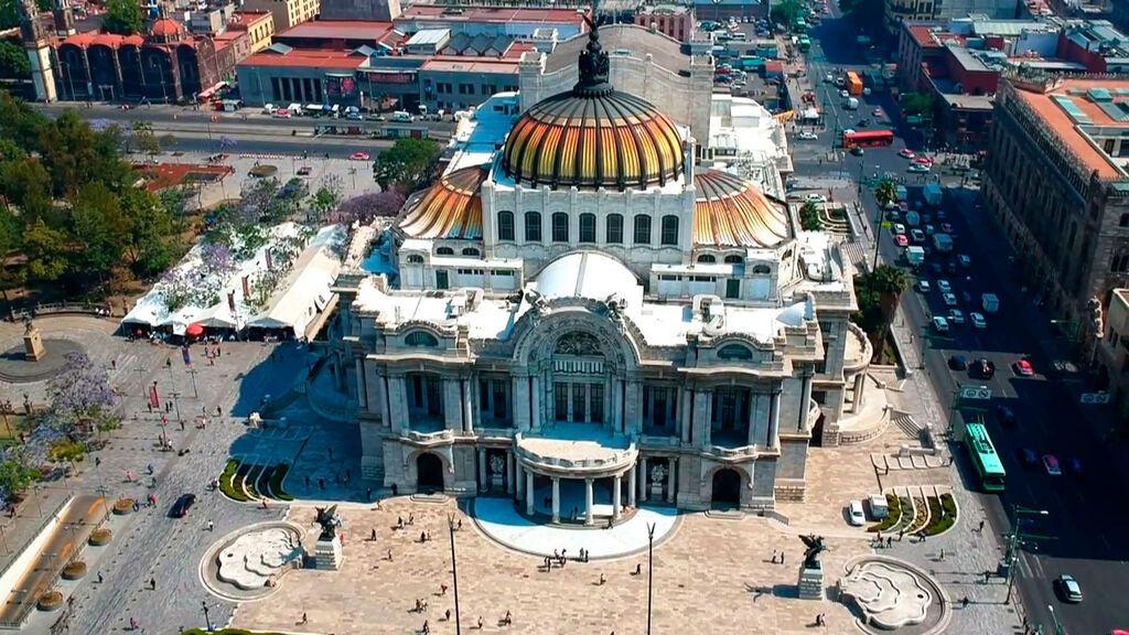Ciudad de México Viajeros Cuatro Temporada 4 Programa 51