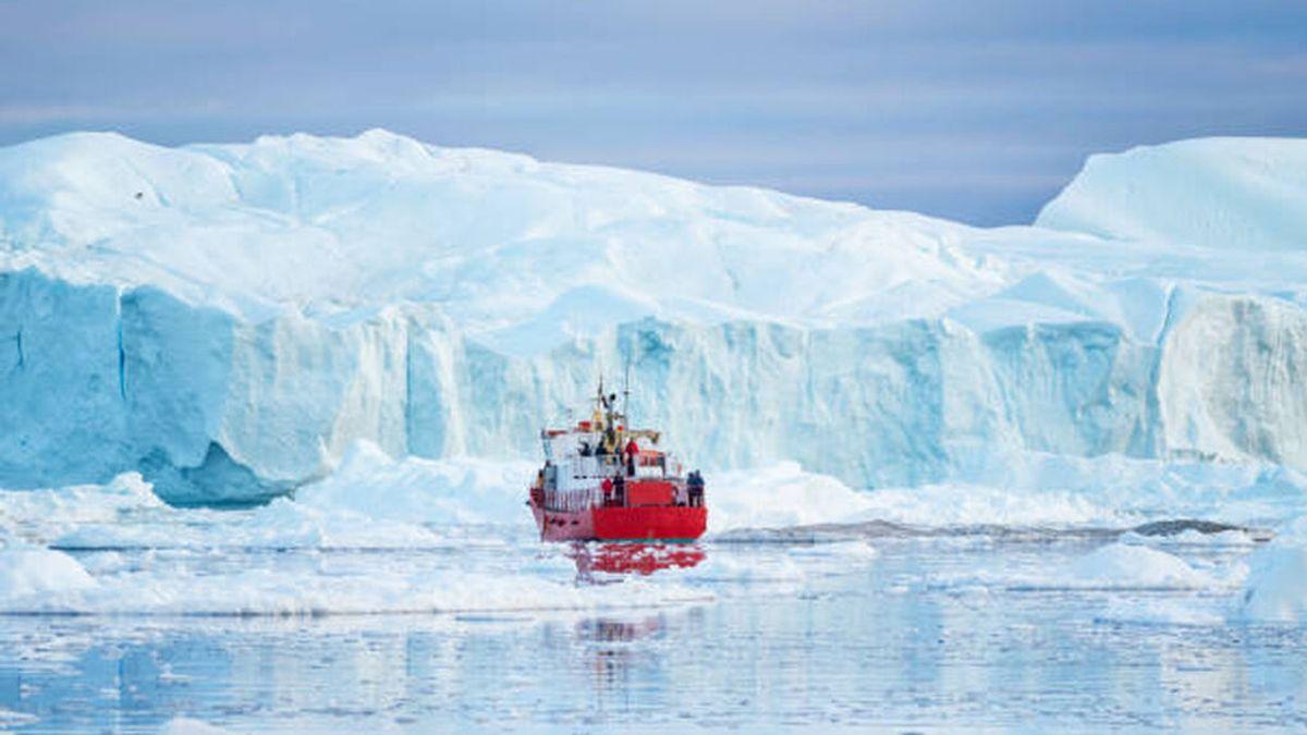 """Una expedición descubre la """"isla más septentrional del mundo"""""""
