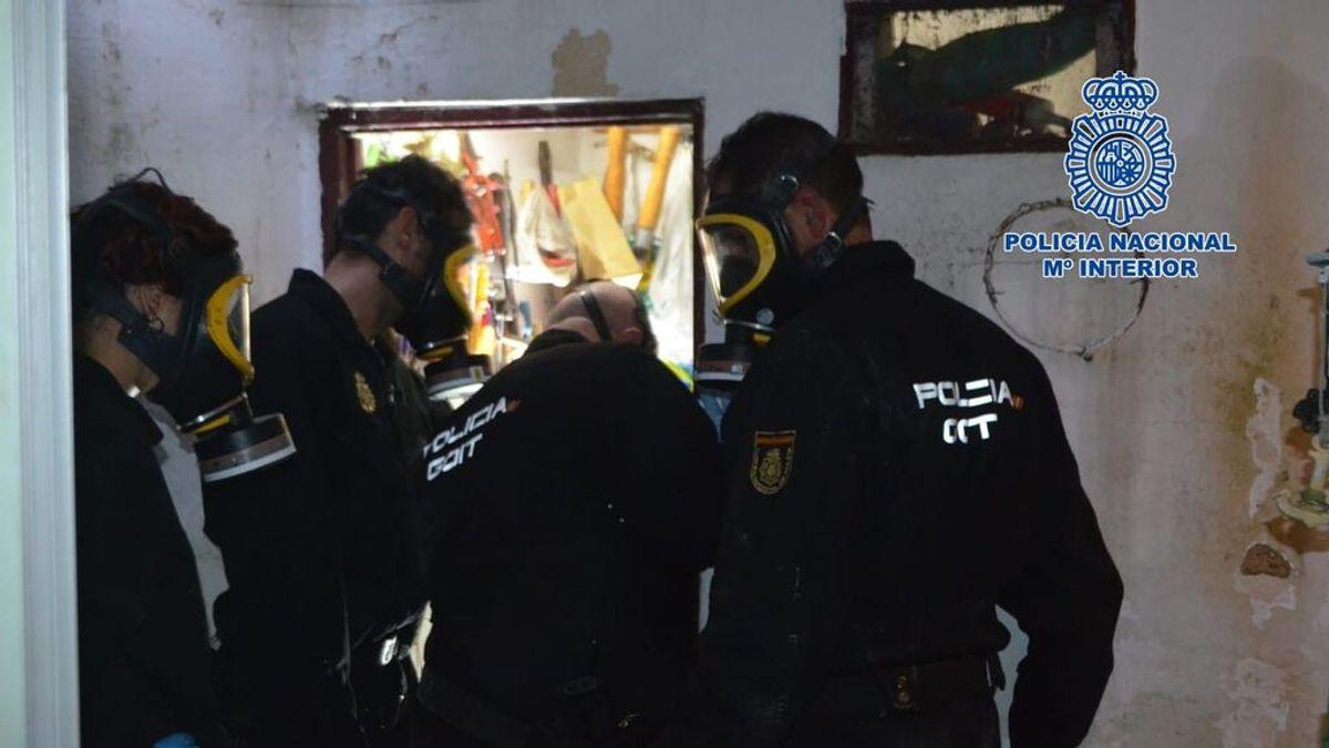 El asesino confeso de una vendedora de la ONCE en Albacete trabajó en la cocina durante sus años en la cárcel
