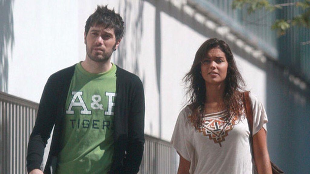 En el 2011 comenzó una relación con Lara Álvarez.