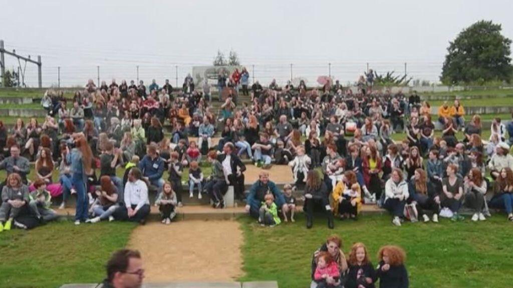 Países Bajos celebra los 'Redhead Days', el festival de pelirrojos más famoso del mundo