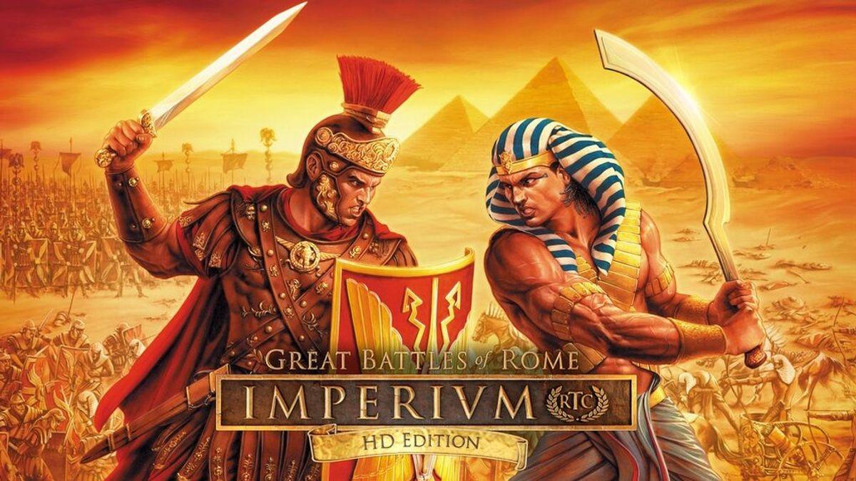 Análisis de Imperivm RTC HD Edition: el regreso de un clásico con pocas novedades