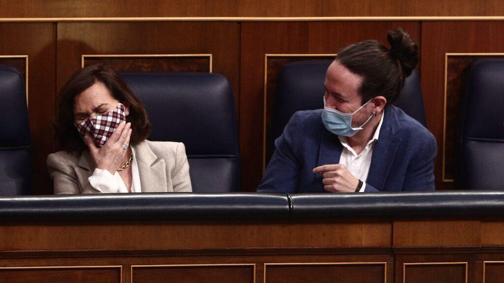 Pablo Iglesias suma una tercera colaboración en medios y debatirá semanalmente con Carmen Calvo