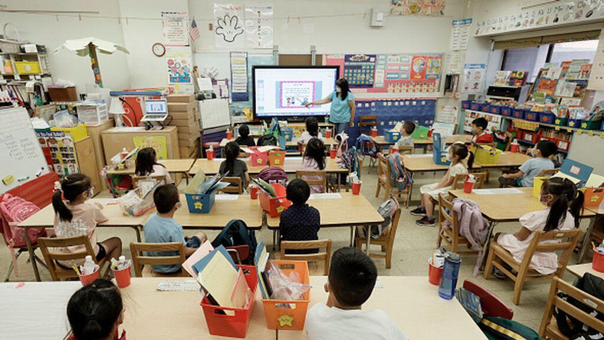 La educación se moderniza tan lentamente que nunca dejará de estar anticuada