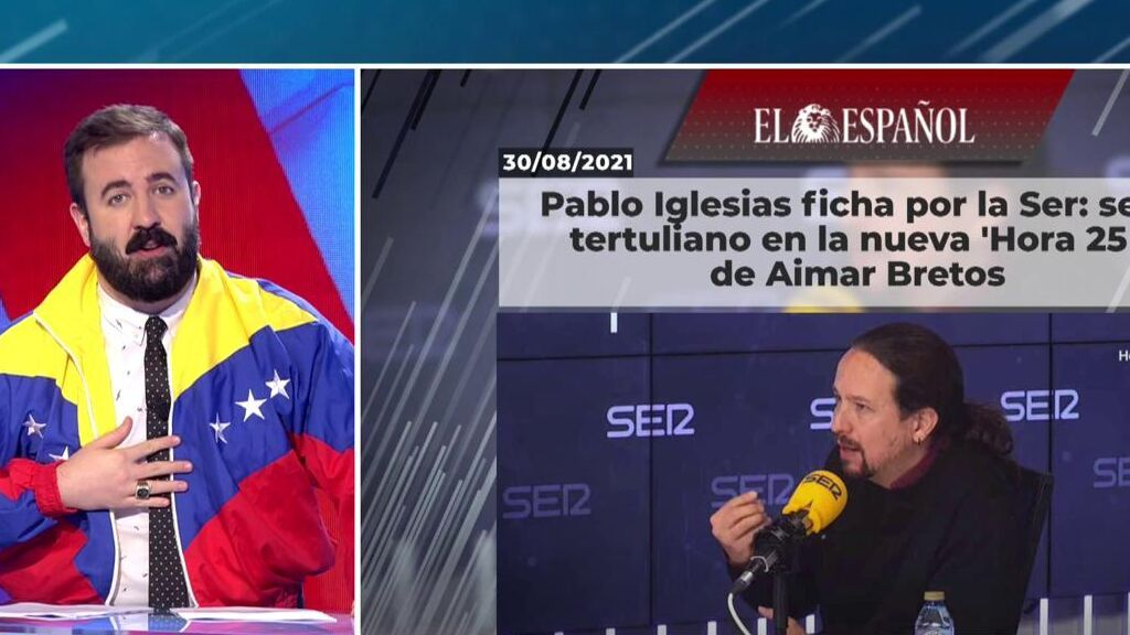 ¡La oferta de trabajo de Antonio Castelo a Pablo Iglesias!