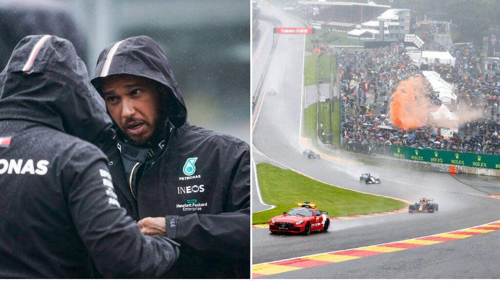 """Los pilotos cargan contra la Fórmula 1 por el GP de Bélgica: """"Les han robado una carrera, pero aquí habla el dinero"""""""