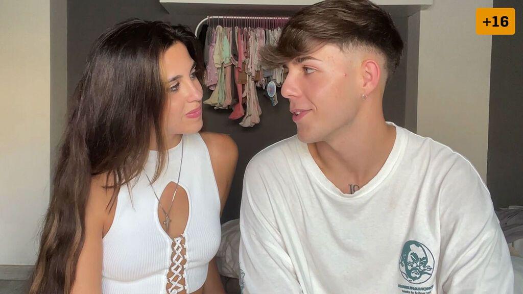 Victoria Caro e Iván Canellas se sinceran sobre su relación y acaban a punto de besarse (1/2)