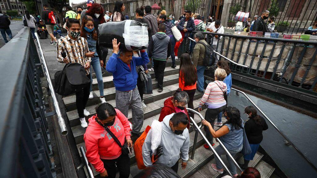 México supera los 250.000 muertos por covid con una tercera ola en ascenso
