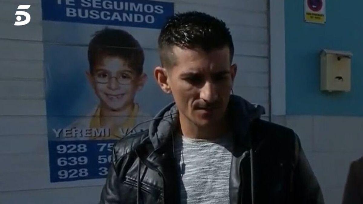 Detienen al padre de Yeremi Vargas acusado  presuntamente de agredir sexualmente a su hija de 13 años