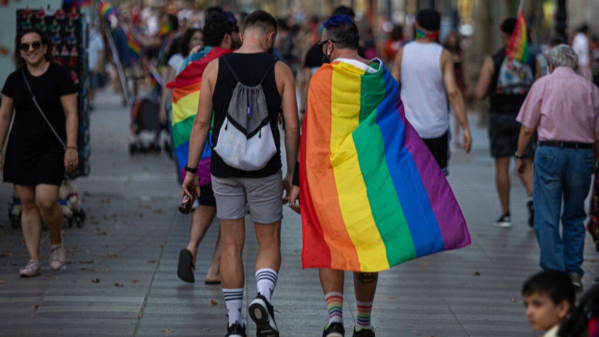 Los españoles estamos a la cabeza en aceptación  LGTBIQ, según un informe de YouGov