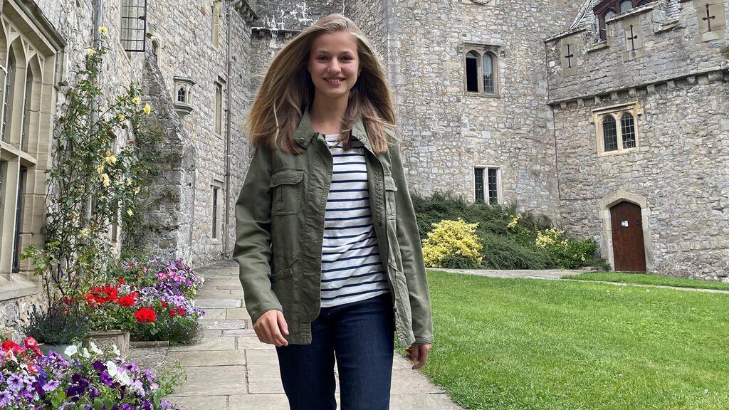 Leonor ya está en Gales: la felicidad de la princesa de Asturias en su nueva vida lejos de Zarzuela