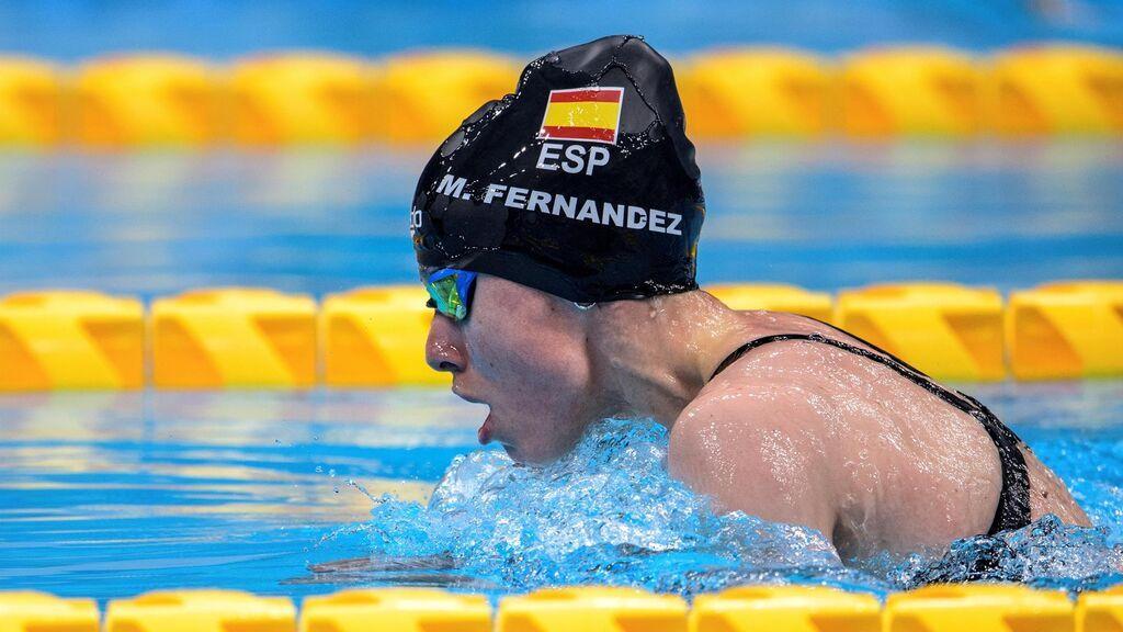 Juegos Paralímpicos Tokio 2020: Marta Fernández, oro en los 50 braza SB3, y Sarai Gascón, plata en los 100 libre S9