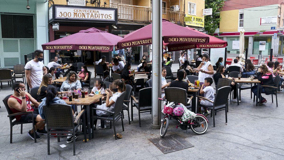 Madrid ampliará aforos en la hostelería y la cultura este miércoles