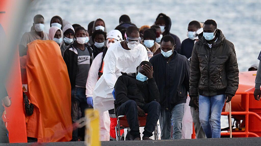 Una veintena de muertos en una patera que trataba de llegar a Fuerteventura