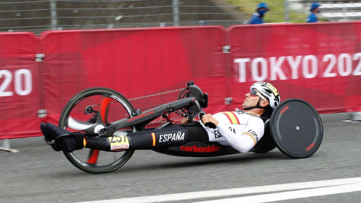 """García-Marquina, bronce en la crono de bicicletas de mano H3: """"El Hospital de Parapléjicos forjó lo que soy"""""""