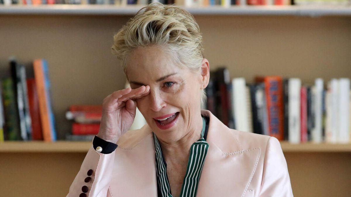 Sharon Stone sufre la muerte de su sobrino de once meses