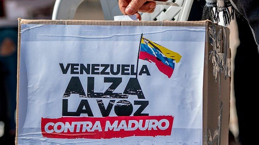 Guaidó anuncia que participará en las elecciones presidenciales venezolanas