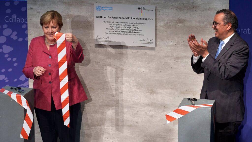 La OMS inaugura el Centro de Inteligencia sobre Pandemias y Epidemias en Berlín para emergencias sanitarias
