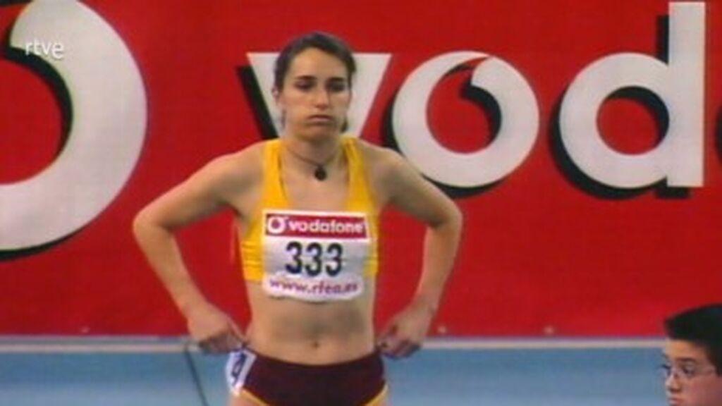 El pasado de atleta de Mónica García, líder de Más Madrid