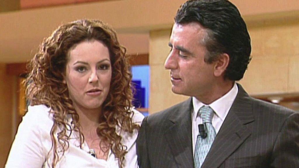 """Ortega cano y Rocío Carrasco, del amor al odio: """"Es mi second padre"""""""