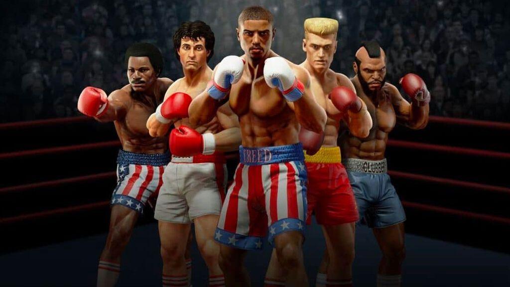 Análisis de Big Rumble Boxing Creed Champions: el espíritu de Rocky Balboa