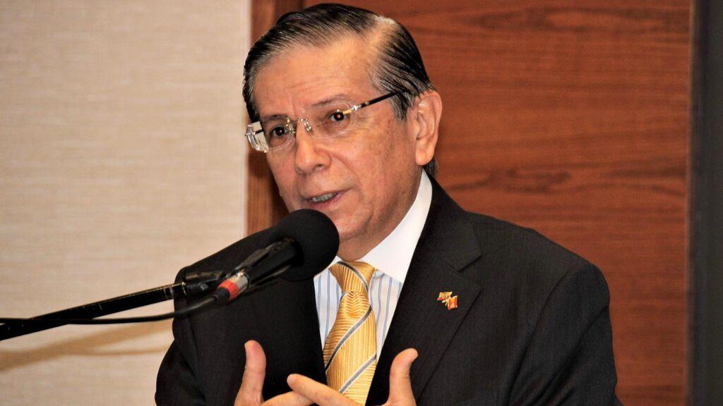 Dimite el embajador de Ecuador en España, Pascual del Cioppo