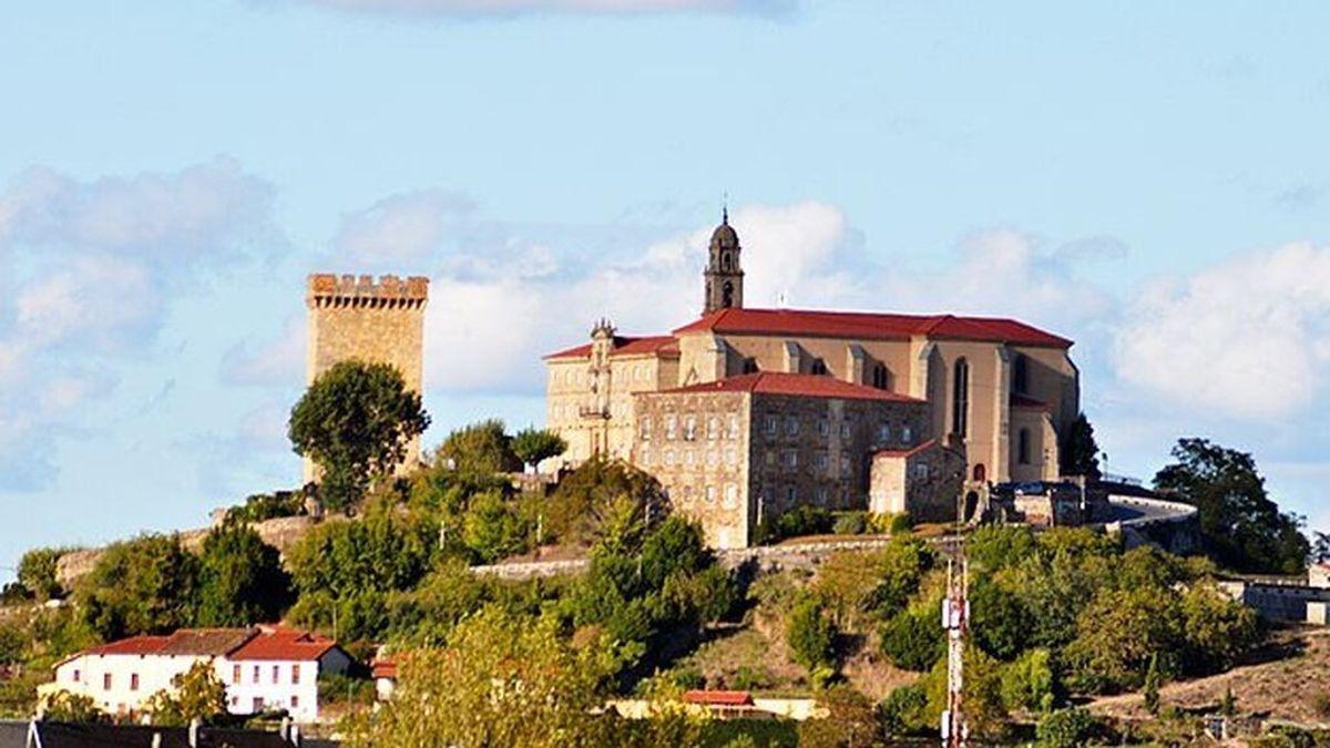 Monforte de Lemos, meta de la 19ª etapa de la Vuelta Ciclista a España