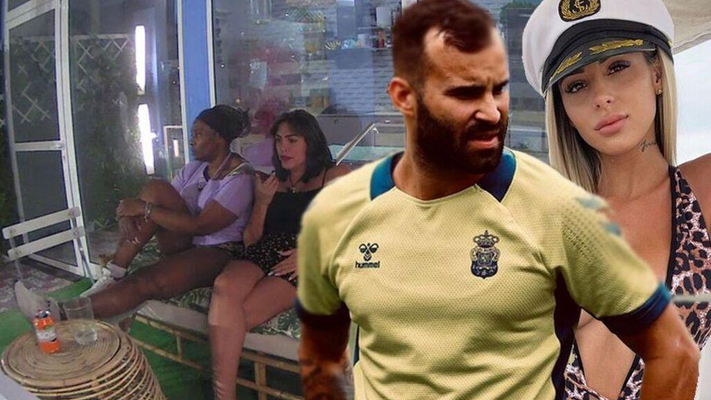 """Amor Romeira: """"Rocío Amar tomó la decisión de abortar del hijo de Jesé"""""""