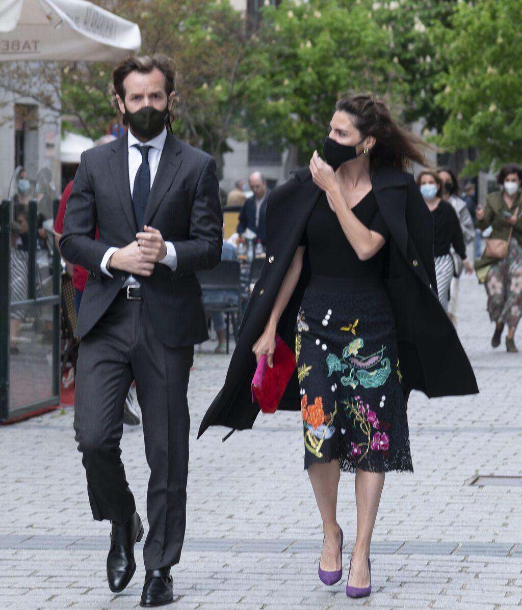Amaia Salamanca y Rosauro Varo