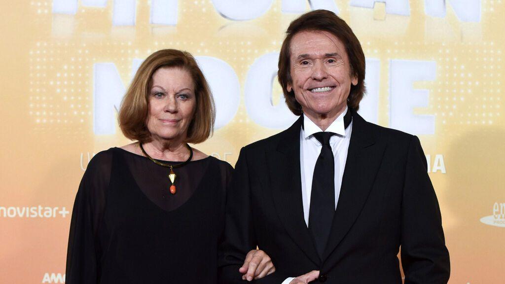 De aristócrata y reconocida periodista y escritora a una mujer entregada a su familia: así es la vida de Natalia Figueroa, la pareja de Raphael.