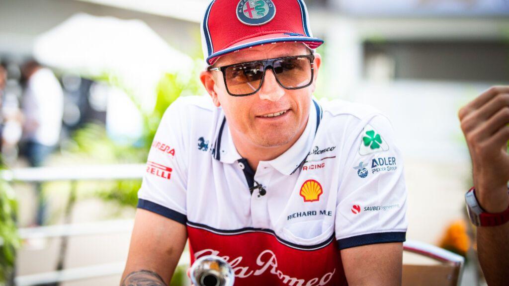 """Kimi Raikkonen anuncia su retirada de la Fórmula 1: """"Hasta aquí hemos llegado"""""""