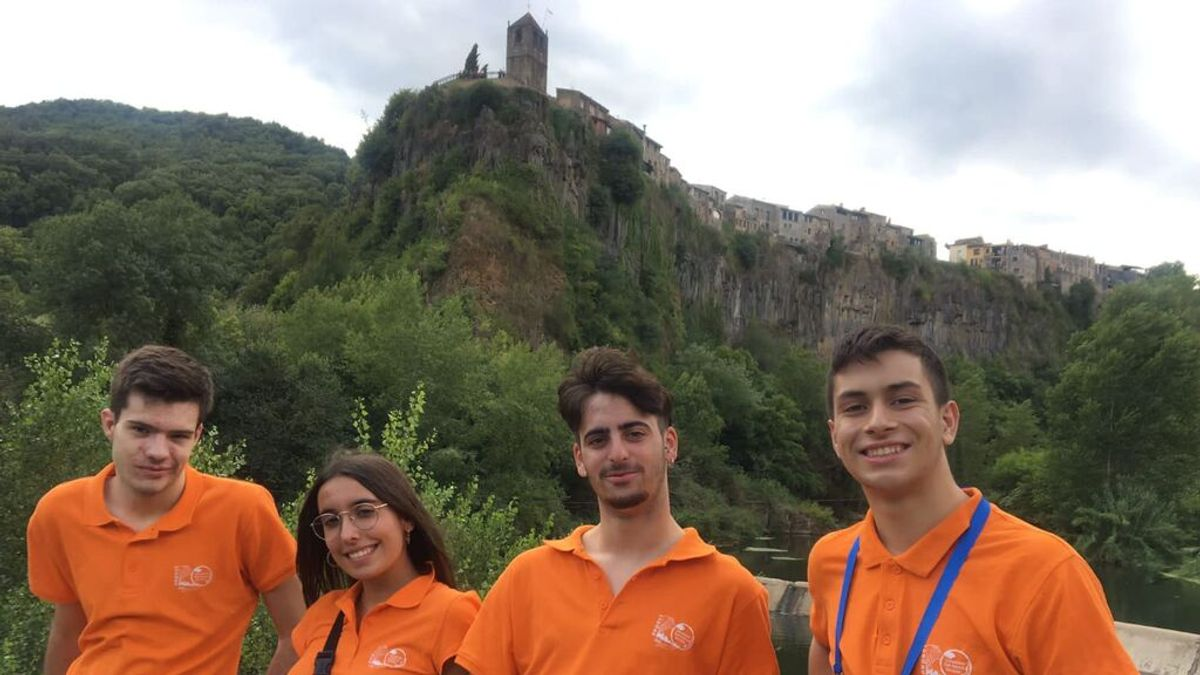 Equipo español de las Olimpiadas de Geología 2021