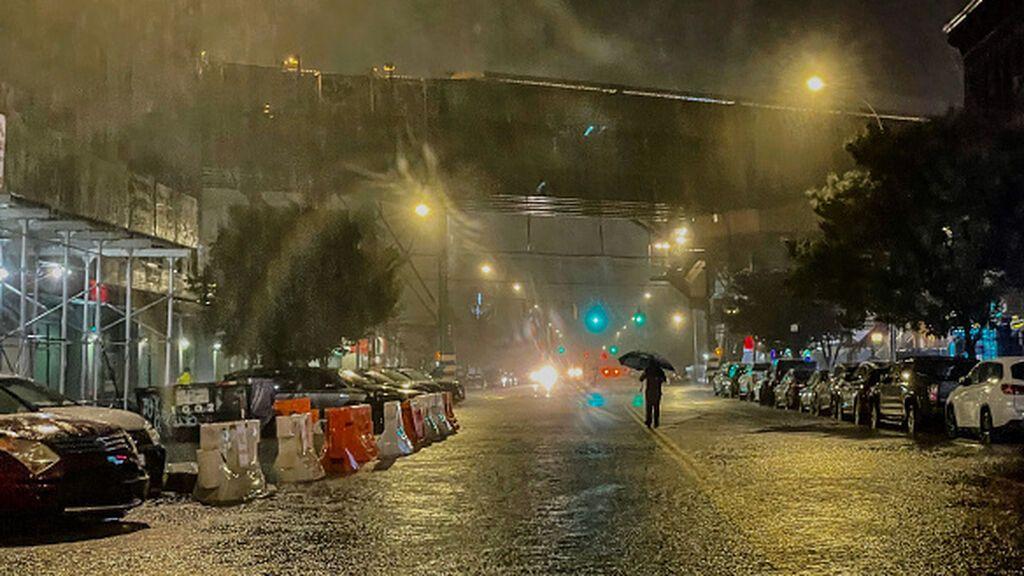 Nueva York, en estado de emergencia por las inundaciones que deja el huracán Ida