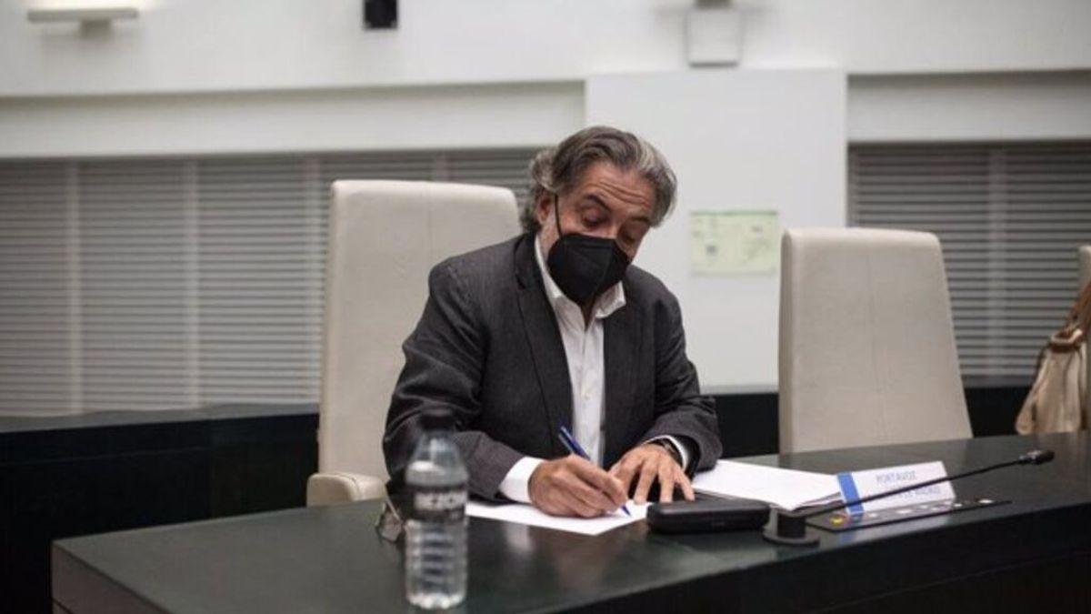 Pepu Hernández dimite como portavoz socialista en el Ayuntamiento de Madrid