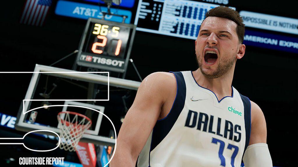 NBA 2K22: gameplay trailer