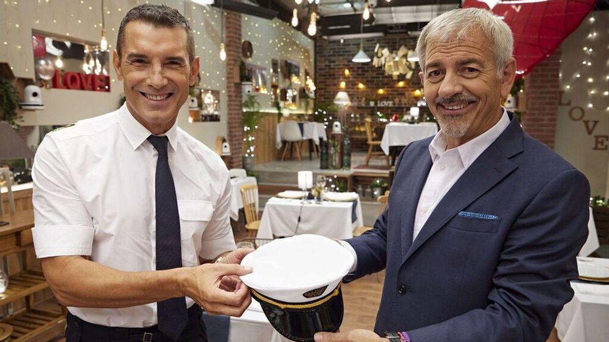 'First Dates Crucero' prepara su segunda travesía en Cuatro con un nuevo 'capitán': Jesús Vázquez