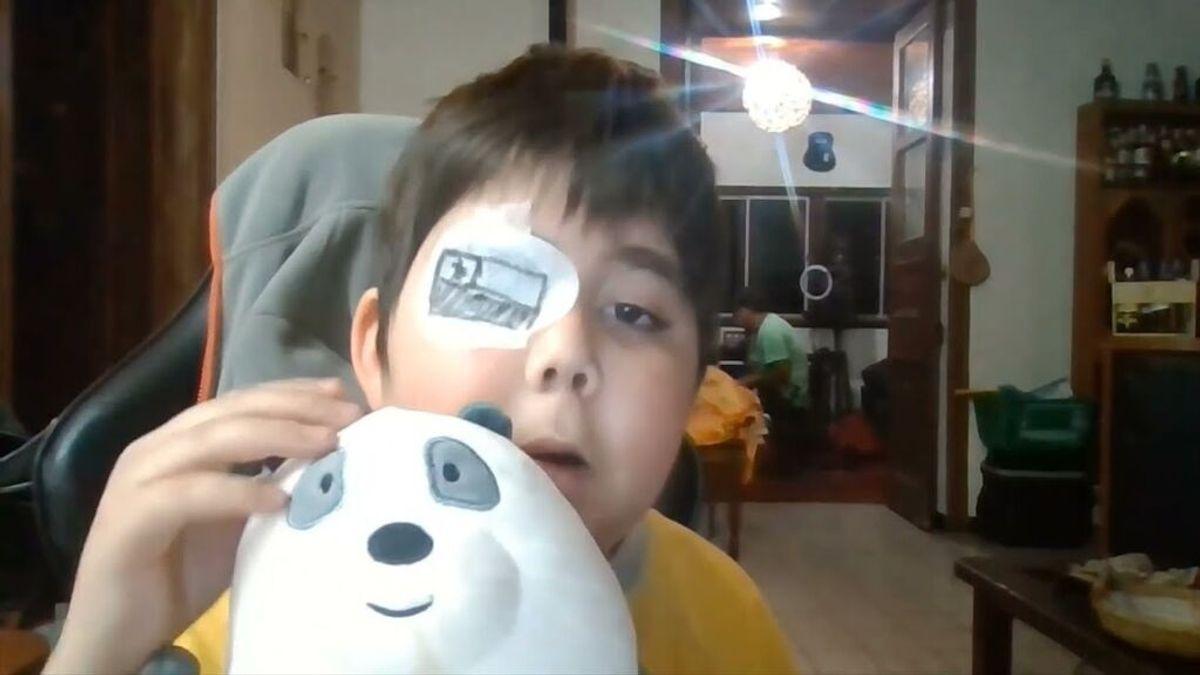 Muere Tomii 11, el pequeño youtuber que conmovió a la Red contando su experiencia con el cáncer